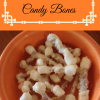 Halloween Candy Bones Recipe