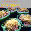 Classic Stuffed Bell Peppers in the Crockpot