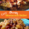 Cheesy Skillet Mostaccioli Recipe