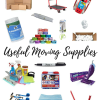 Packing & Moving Supplies Checklist