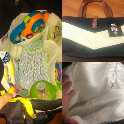 urban mom diaper bag