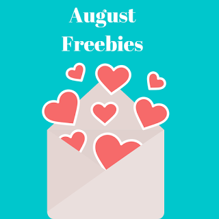 august freebies