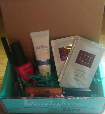 beauty box 5 july
