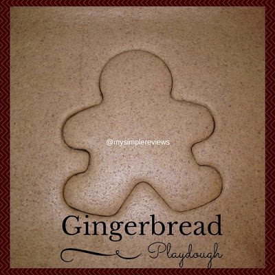 gingerbread playdough final