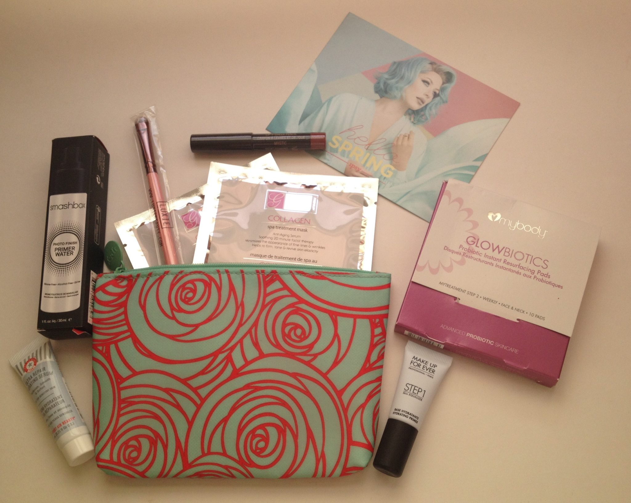 ipsy march bag
