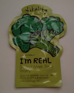 tony moly broccoli mask