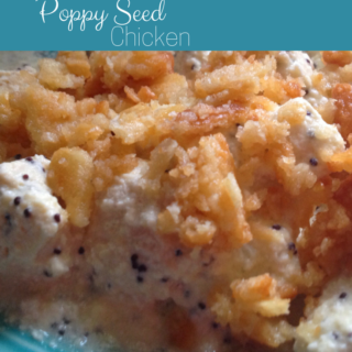 Crockpot Poppy Seed Chicken