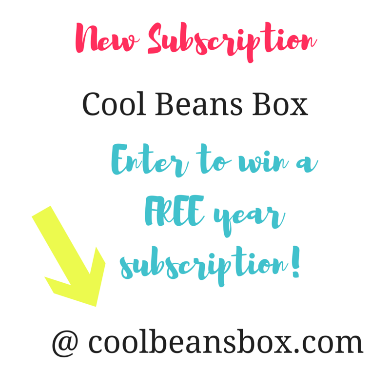 New Subscription Box Alert!