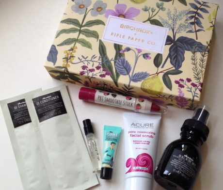 birchbox april review simple mom review. Black Bedroom Furniture Sets. Home Design Ideas