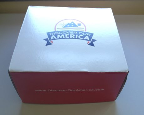 discover our america box closed