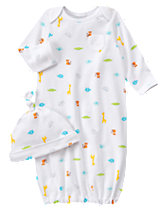 gymboree snuggle set