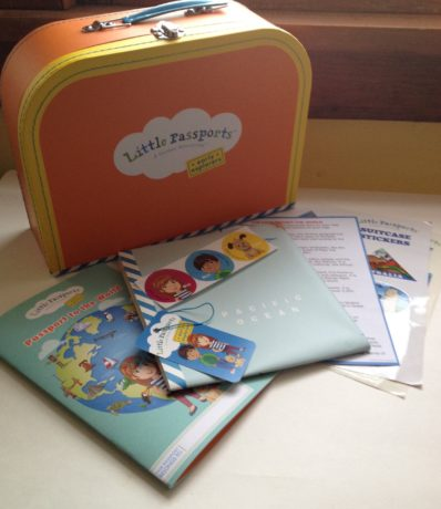 little passports kit