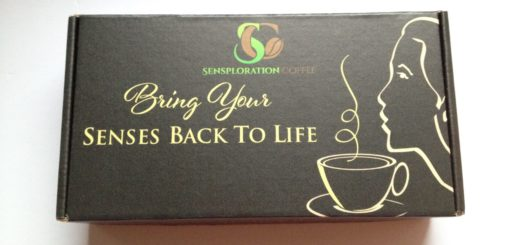 sensploration coffee box