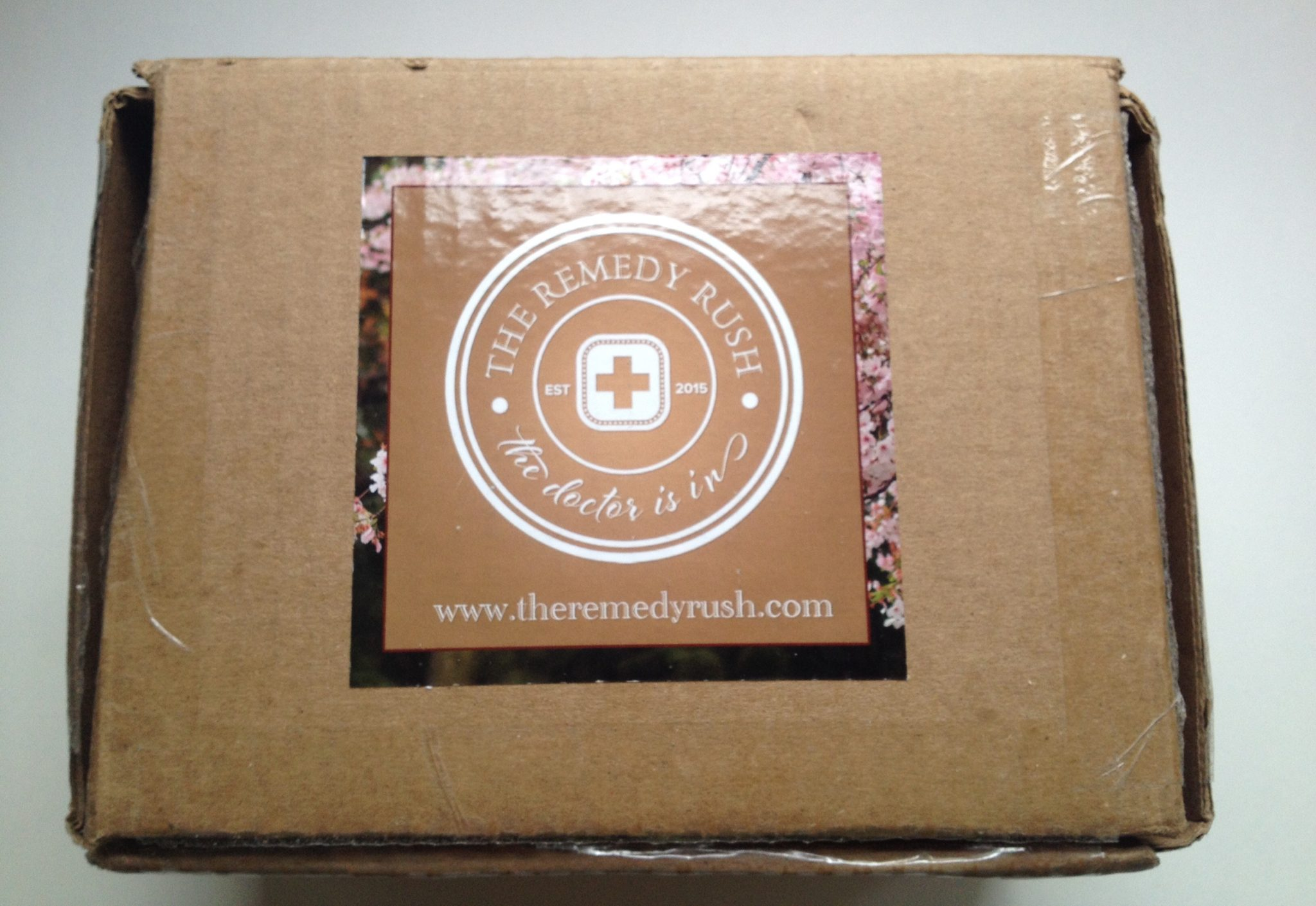 the remedy rush box