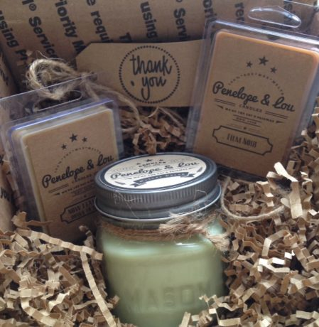 Penelope & Lou Candles Box