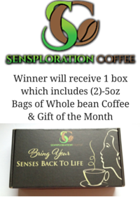 Sensploration coffee giveaway