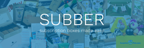 Subber subscription boxes made easy