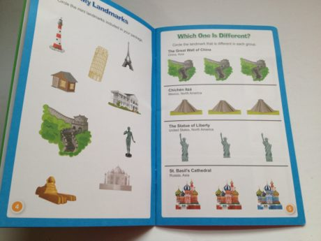 little passports activity book 2