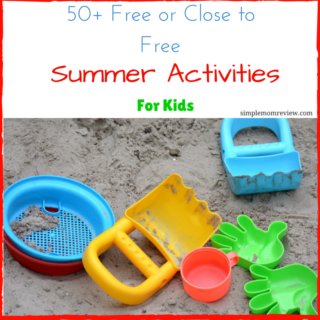 50+ Free or Close to Free Summer Activities for Kids! (2)
