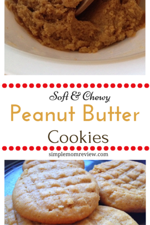 Soft & Chewy Peanut Butter Cookies (2)