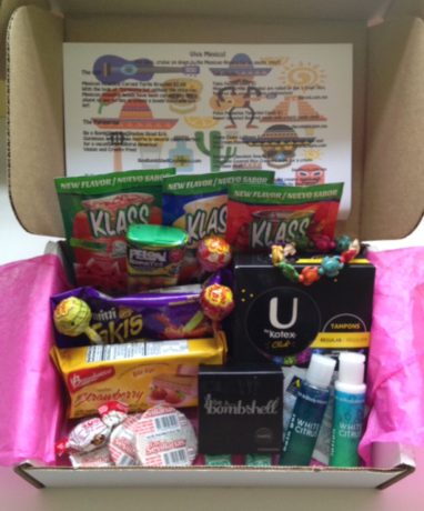 bojour jolie June box