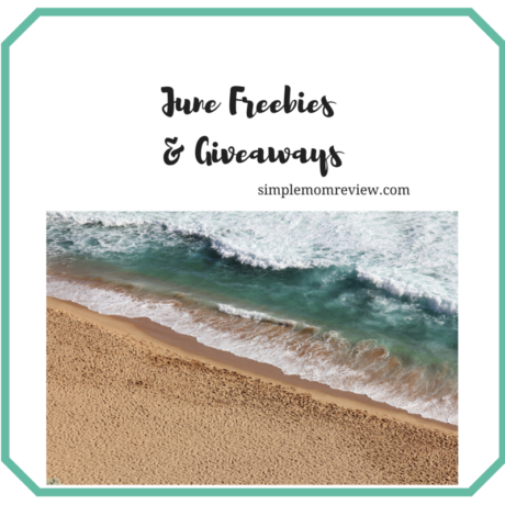 june freebies and giveaways