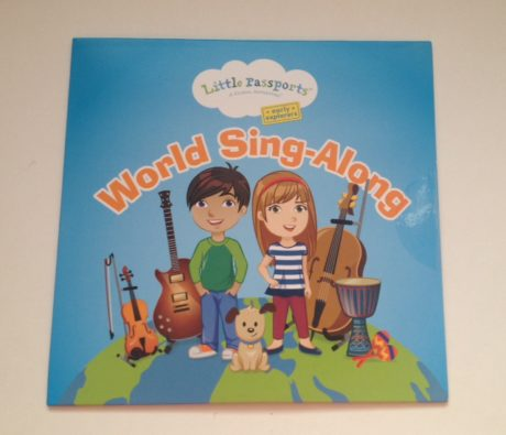 music cd little passports