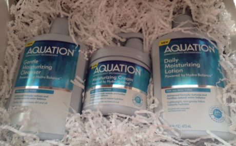 Aquation set