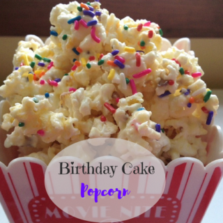 Birthday Cake popcorn featured image