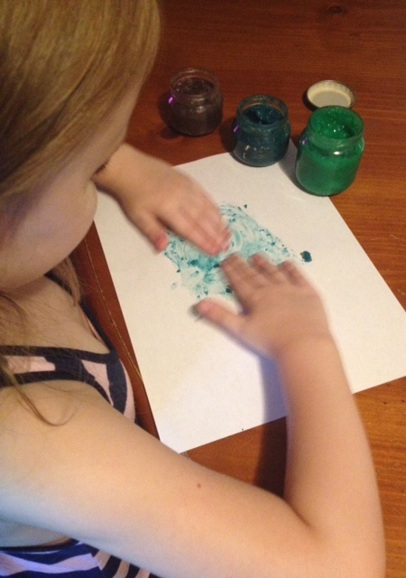 addy painting