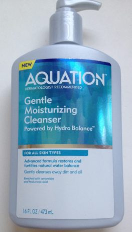aquation cleanser