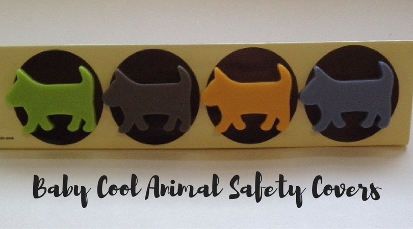 Baby Cool Animal Safety Covers