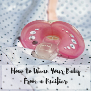 How to Wean Your Baby of a Pacifier (2)