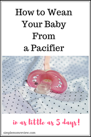 How to WeanFrom Pacifier (1)