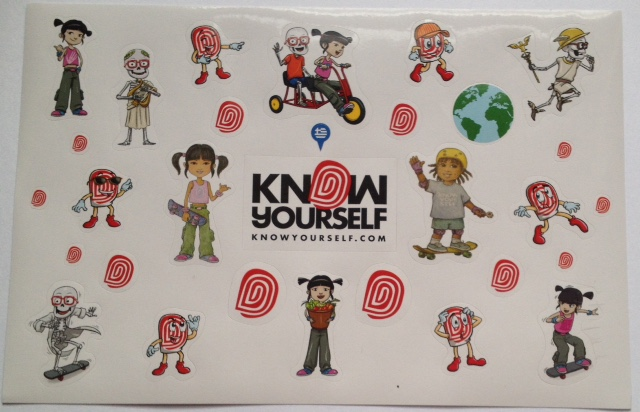 know-yourself-stickers