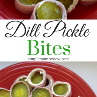 dill pickle bites