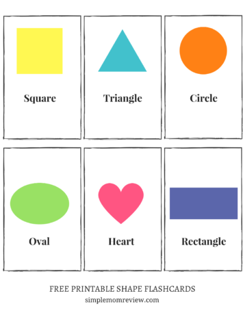 graphic relating to Printable Shapes Flash Cards known as Printable Designs Flashcards Sensory Star Shop -