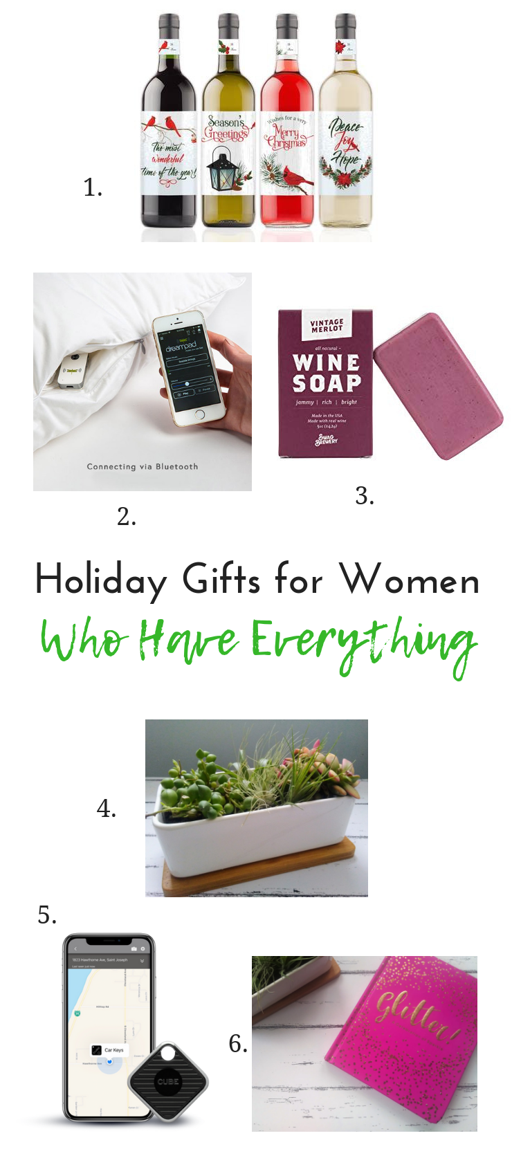 Holiday Gifts for Women Who Have Everything - Simple Mom Review