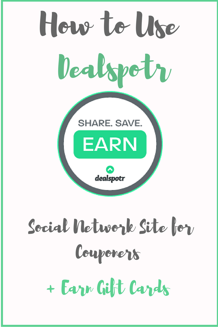 How to Use DealSpotr...